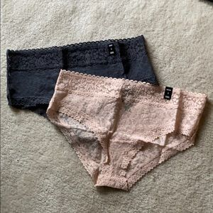 NEW Torrid lace hipster and cheeky panties size 2X
